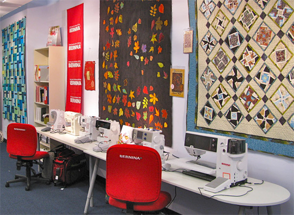 Bernina Display