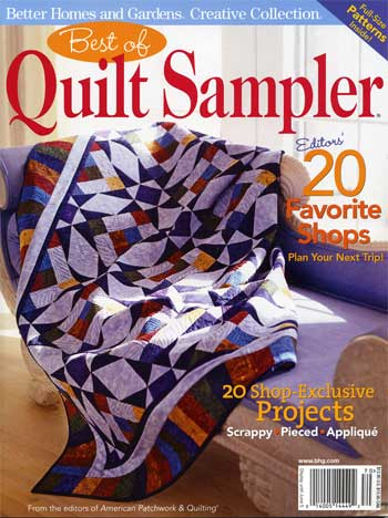Quilt Sample Best of the Best