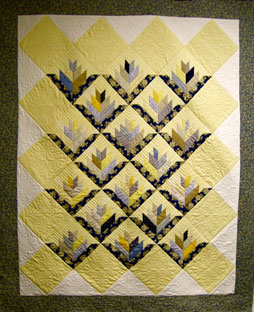 Ann Weber - City Quilter Long Arm Services