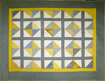 The City Quilter Long Arm Sample - Cathy Bennett